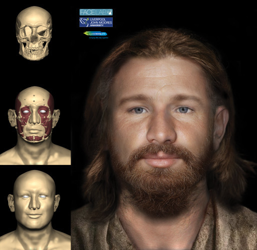 TCD Facial Reconstruction