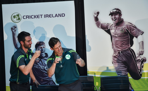Cricket Ireland Test Status Press Conference