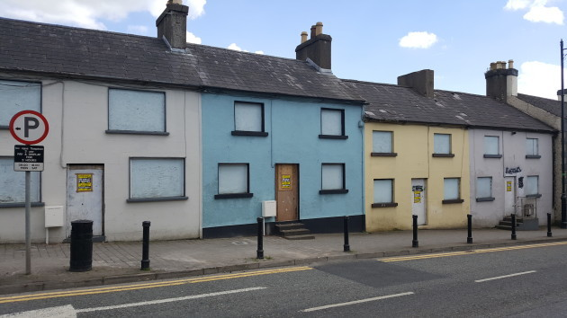In Navan Co Meath There Are More Vacant Properties Than There Are