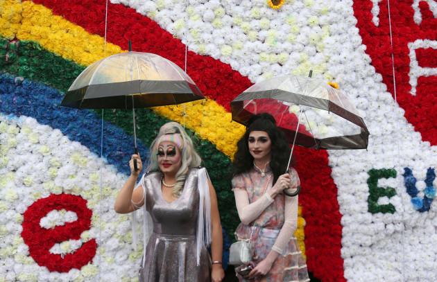 Dublin LGBTQ Pride Festival