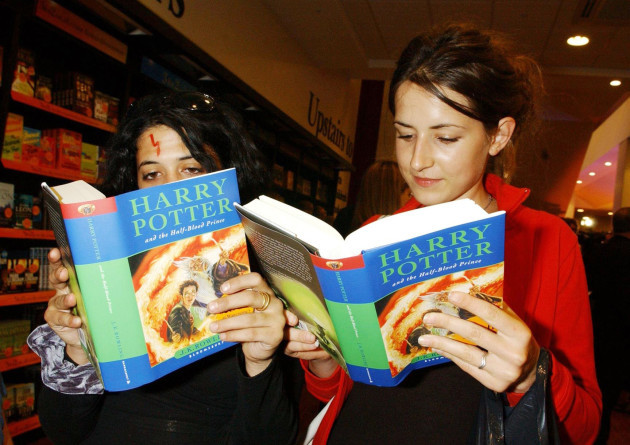 Harry Potter and the Half Blood Prince Book Launch