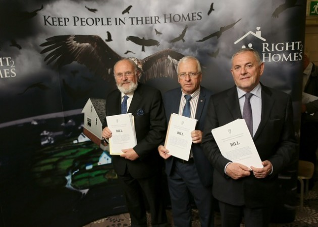 Right To Homes Press Conference 1