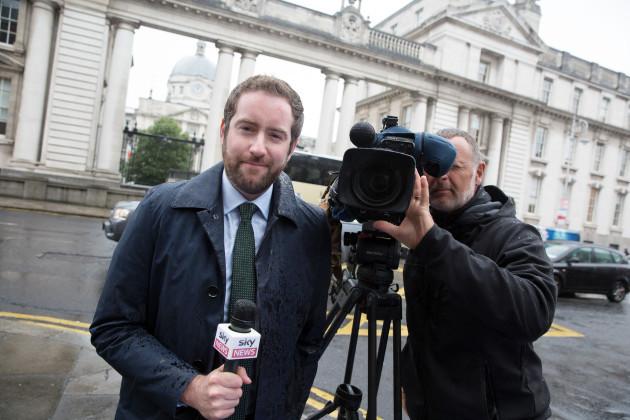 Sky News Dublin Correspondent 1