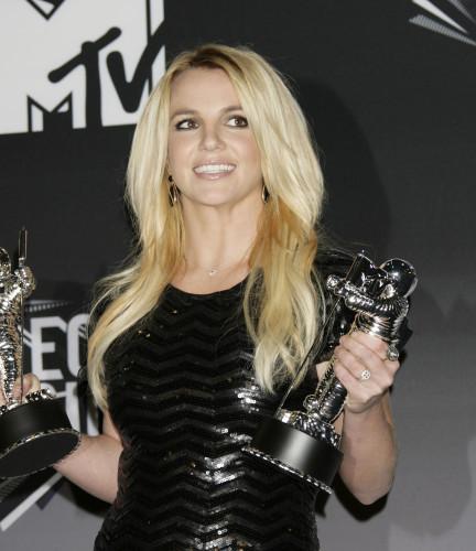 MTV Video Music Awards 2011 - Press Room