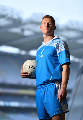 Launch of Sure deodorant as Official Statistics Partners of the GAA