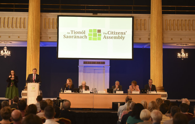 The Citizens' Assembly