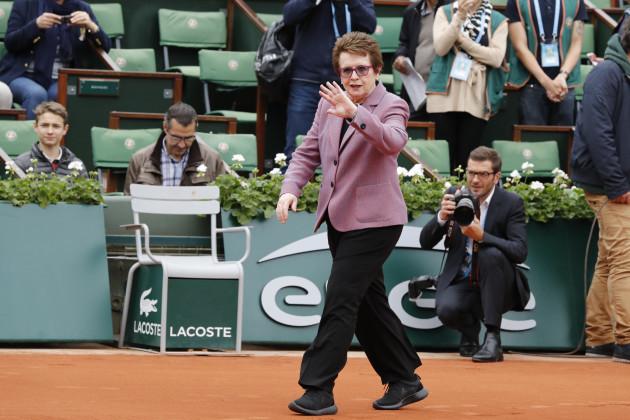 Roland Garros - Tennis Hall of Fame with Amelie Mauresmo - Paris