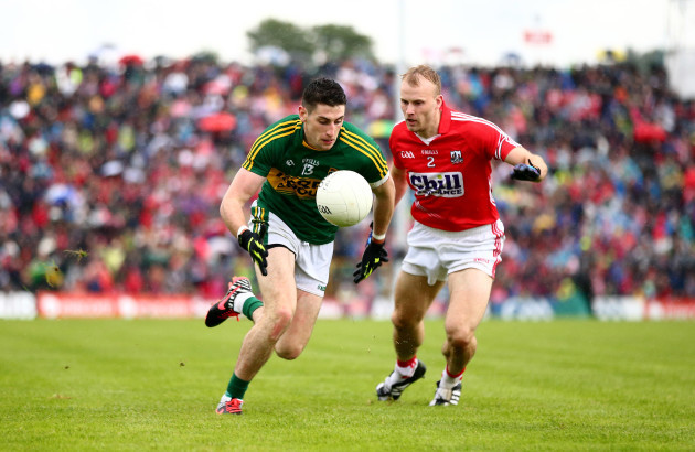 Paul Geaney and Michael Shields