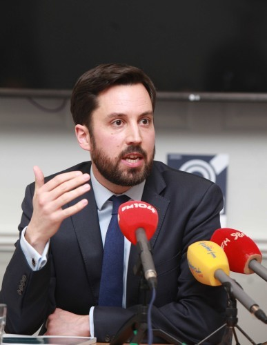 File Photo Minister for HousingEoghan Murphyhas said the Government is going to miss its deadline of 1July for moving homeless families