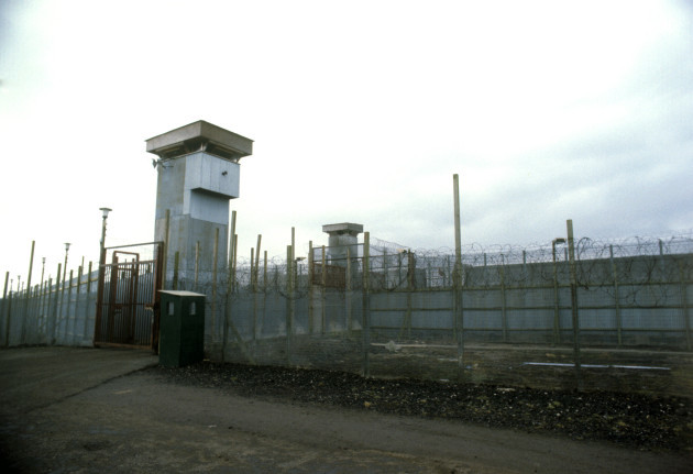 Buildings and Landmarks - HM Prison Maze - Belfast, Northern Ireland