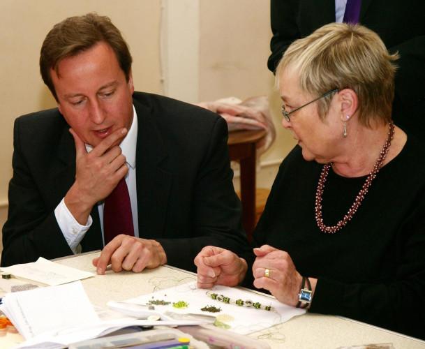 David Cameron in Bedford