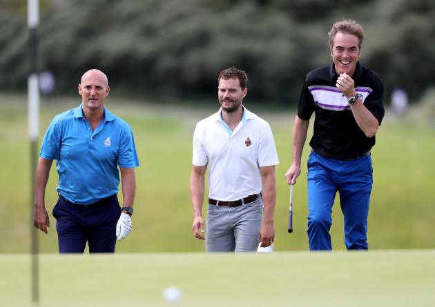 Dubai Duty Free Irish Open - Pro-Am - Portstewart Golf Club