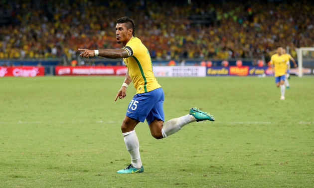 Brazil v Argentina - 2018 FIFA World Cup - Qualifiers - Mineirao Stadium