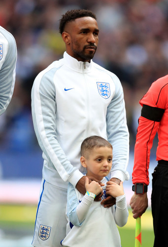 England v Lithuania - World Cup Qualifying - Group F - Wembley Stadium