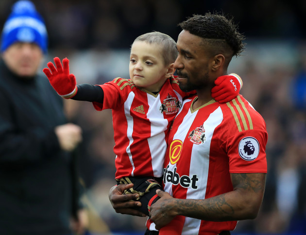 Bradley Lowery death