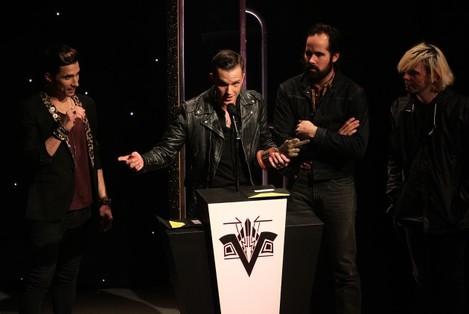 NME Awards 2013 - Show - London