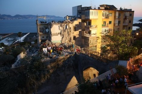 Italy Building Collapse