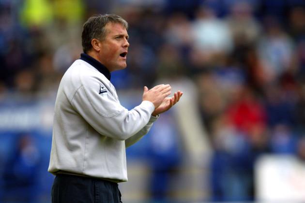 Soccer - FA Barclaycard Premiership - Leicester City v Everton