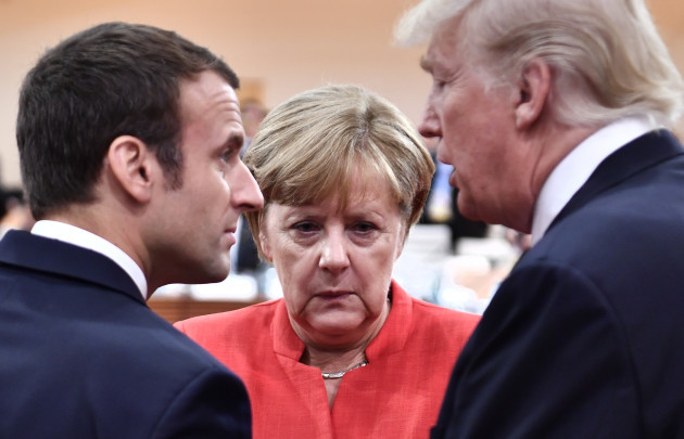 G20 Summit: Global Growth and Trade Working Session