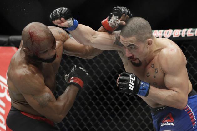 UFC 213 Mixed Martial Arts