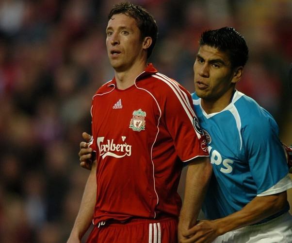 Soccer - UEFA Champions League - Quarter Final - Second Leg - Liverpool v PSV Eindhoven - Anfield