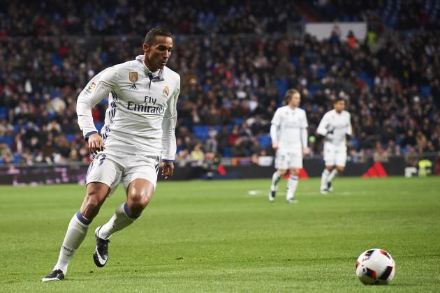 Real Madrid v Celta de Vigo, Copa del Rey, Round of 4