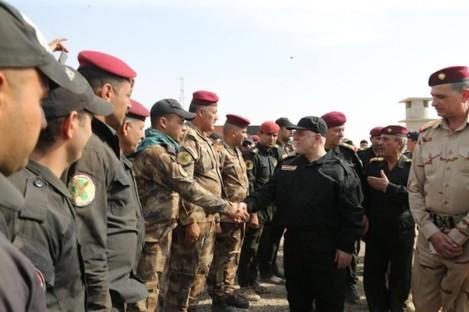 IRAQ-MOSUL-PRIME MINISTER-VICTORY