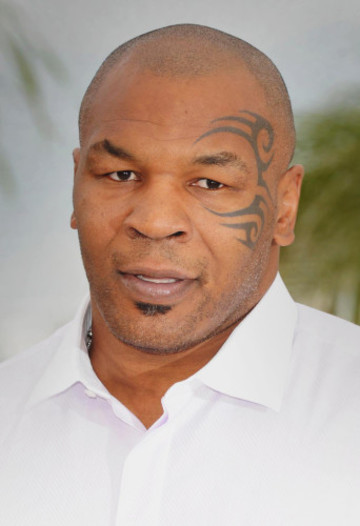 Mike Tyson File Photo