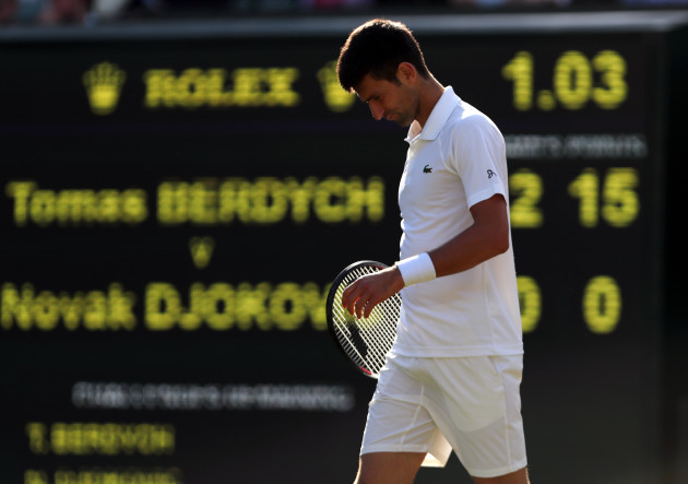 Wimbledon 2017 - Day Nine - The All England Lawn Tennis and Croquet Club