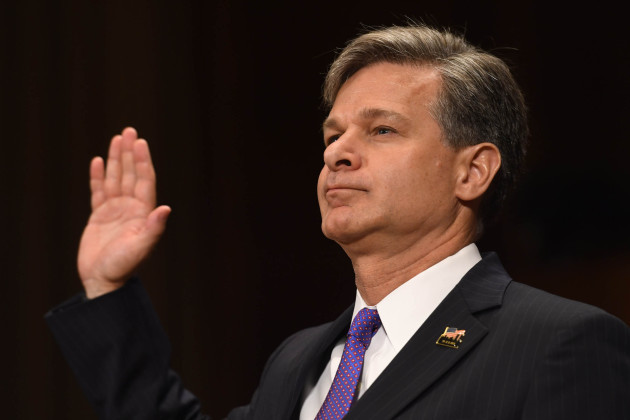 News: Hearing for FBI Director Nominee Christopher Wray