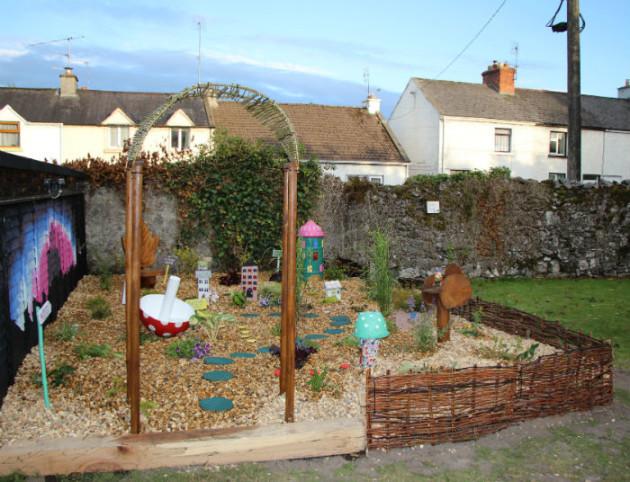 Fairy garden Portiuncula donated by procrastimake