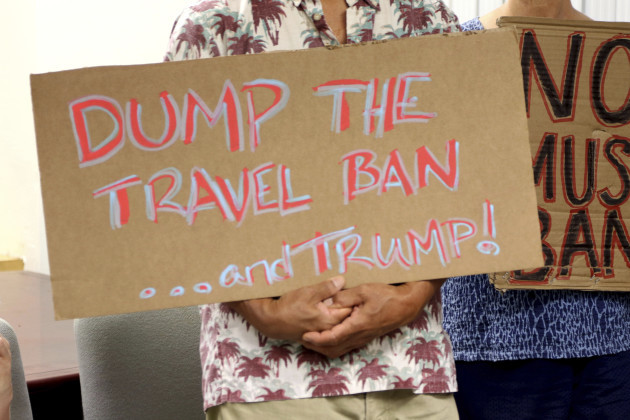 Travel Ban Hawaii