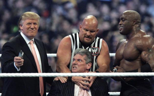 Trump Wrestling
