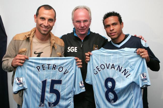 Soccer - Barclays Premier League - Manchester City Press Conference - Carrington