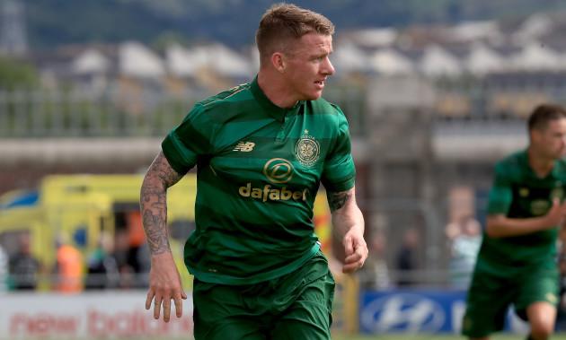 Shamrock Rovers v Celtic - Pre-Season Friendly - Tallaght Stadium