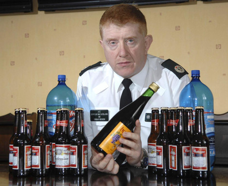 New campaign to crack down on underage drinking