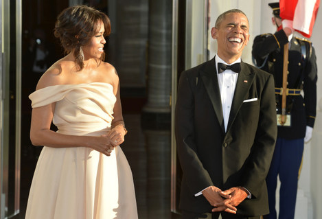 President Obama welcomes Nordic leaders to State Dinner