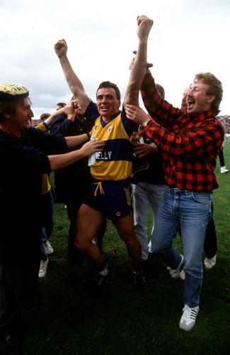 Clare celebrate 1992