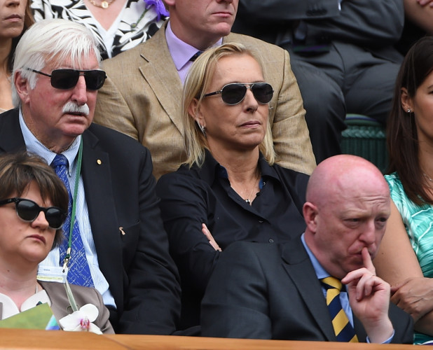 Wimbledon 2016 - Day Twelve - The All England Lawn Tennis and Croquet Club