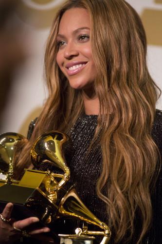 57th Annual Grammy Awards - Press Room - Los Angeles