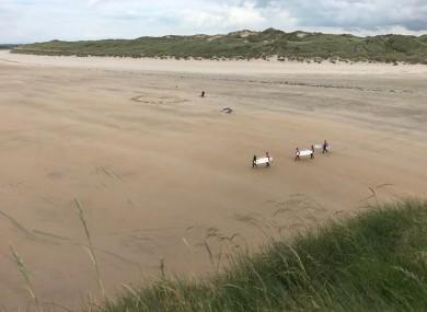 bundoran strand