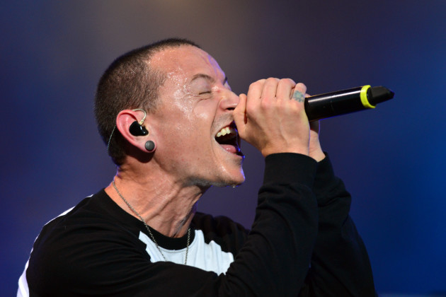 Chester Bennington, the lead singer of Linkin Park, has died aged 41