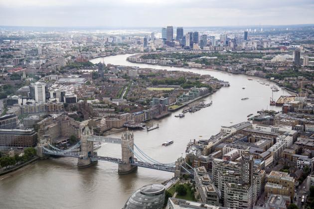 London city stock