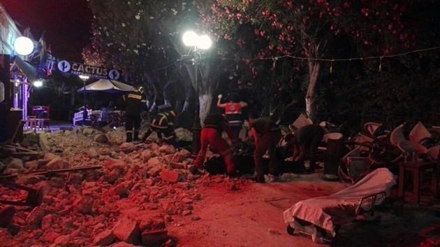 Greece Turkey Earthquake