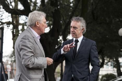 Bernard Collins and John Phelan announce HBAN's annual results