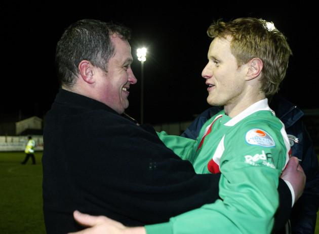 Pat Dolan and Colin T.O'Brien