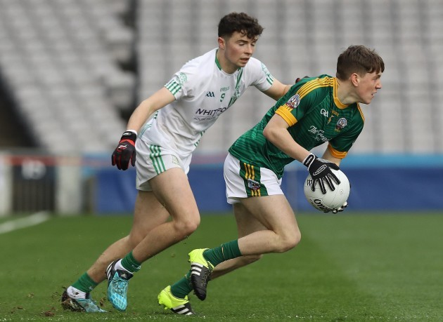 Rory O'Connor and Michael Potts