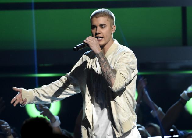 Music-Justin Bieber