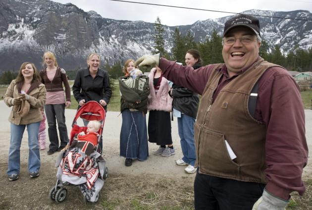 Canada Polygamy