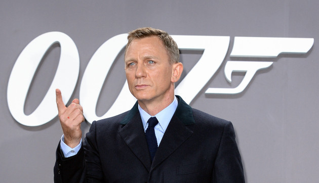 German premiere of James Bond film 'Spectre'